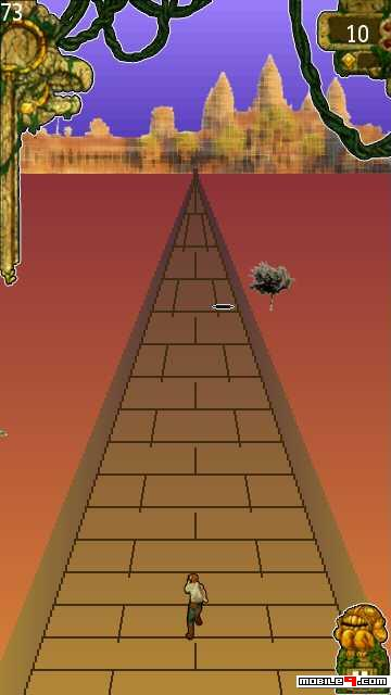Temple Flee (Temple Run) Java Game
