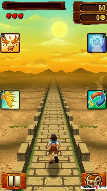 download the free run free run symbian temple games 2
