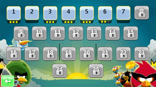 nokia 500 games free download angry birds