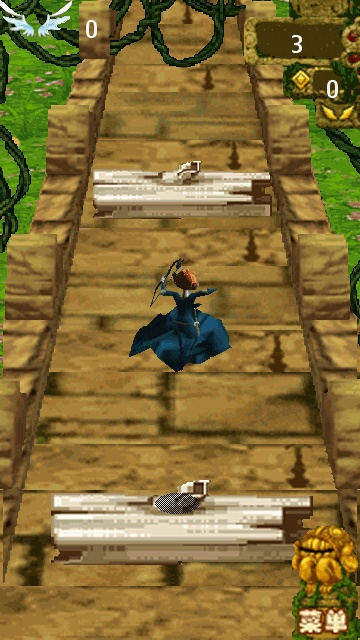 symbian belle temple run oyunu