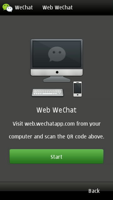 WeChat on the App Store